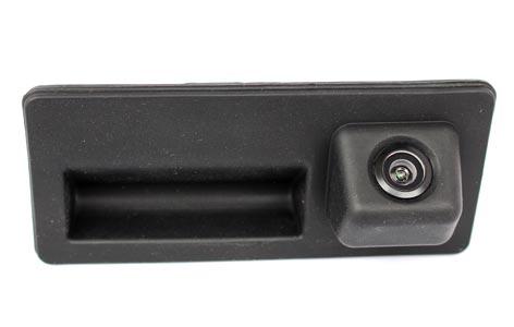 Камера в ручке открытия багажника