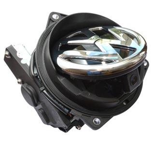 Моторизованная камера в логотипе