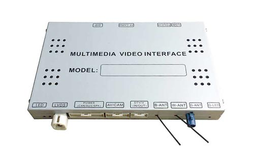 Video interface